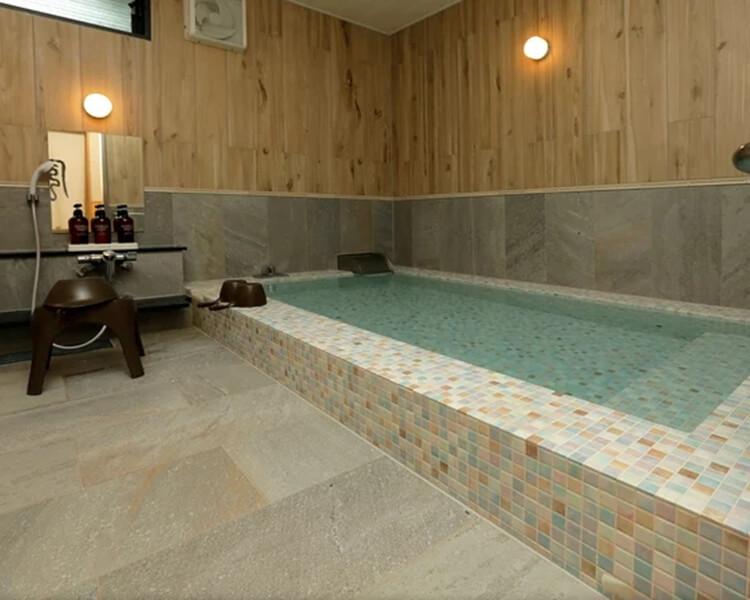 UFUFU VILLAGE | ウフフビレッジ 月ケ瀬温泉 大浴場写真