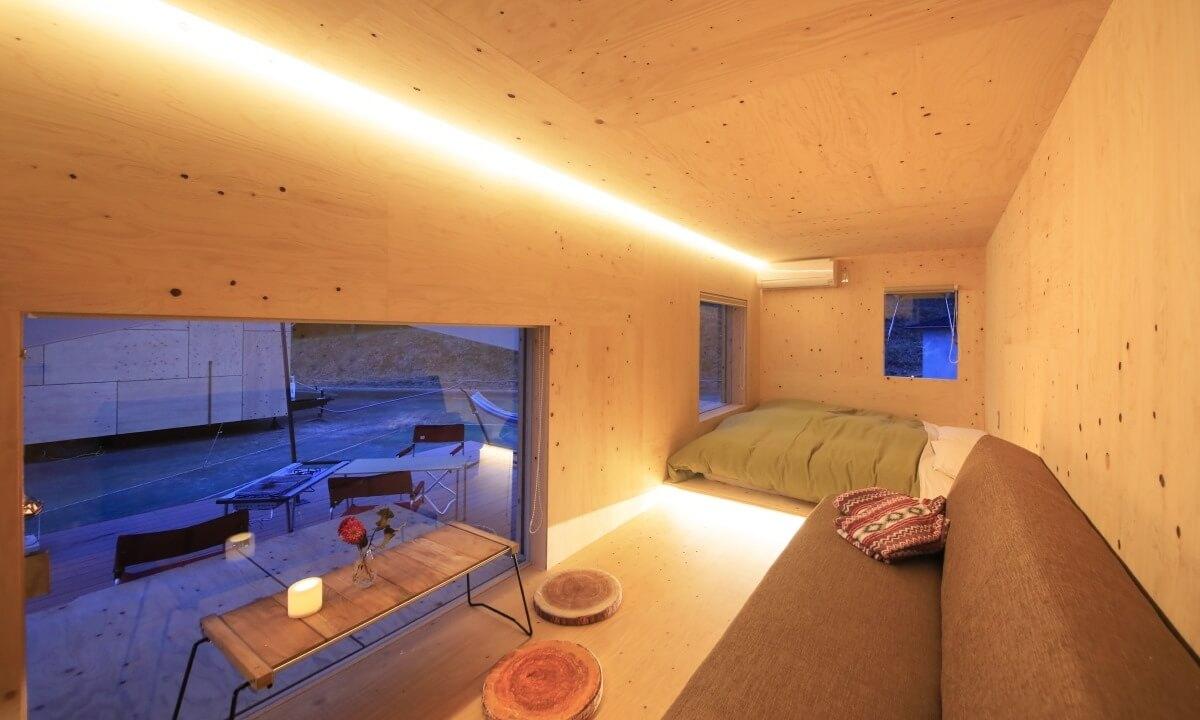 ゆとりろグランピングガーデン熱海伊豆山 お部屋写真