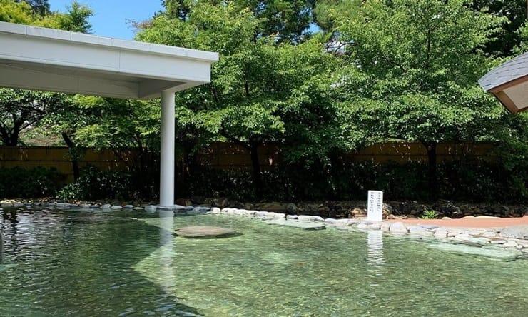 道の駅たかねざわ Takanezawa Trailers BASEの温泉浴場