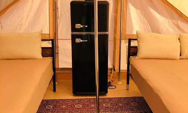 Ocean's Camp TORAMII-ichinomiyaの客室内装
