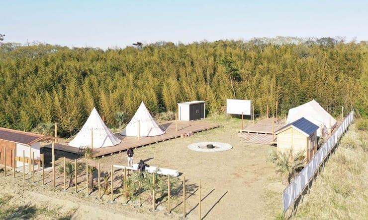 Ocean's Camp TORAMII-ichinomiyaの全体写真