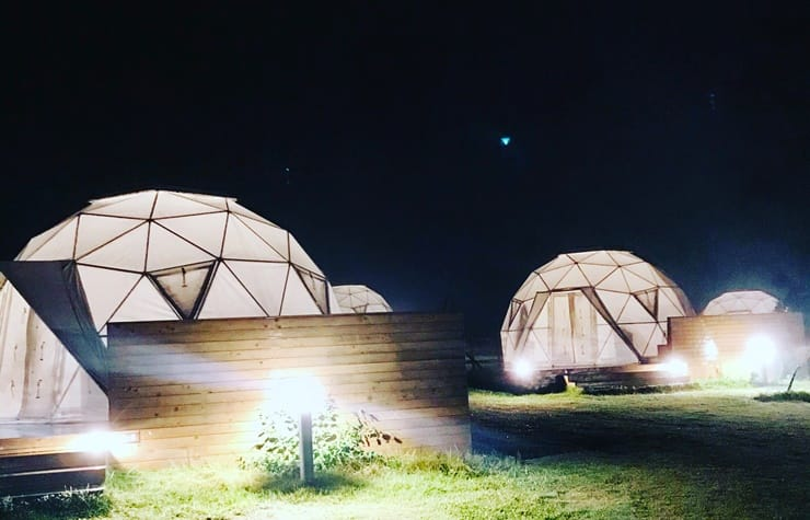 PICA fujiyama体験レポ|キャンプの感覚に一番近い「グランピング」