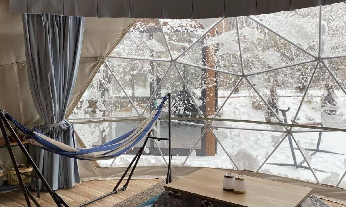 那須ハミルの森の客室内装