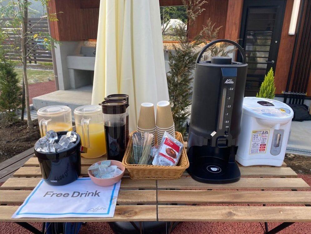 ノーラ名栗の朝食