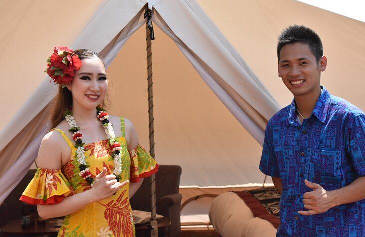 【体験レポ】7月26日オープン!ハワイアンズのグランピング「マウナヴィレッジ」に潜入しました!